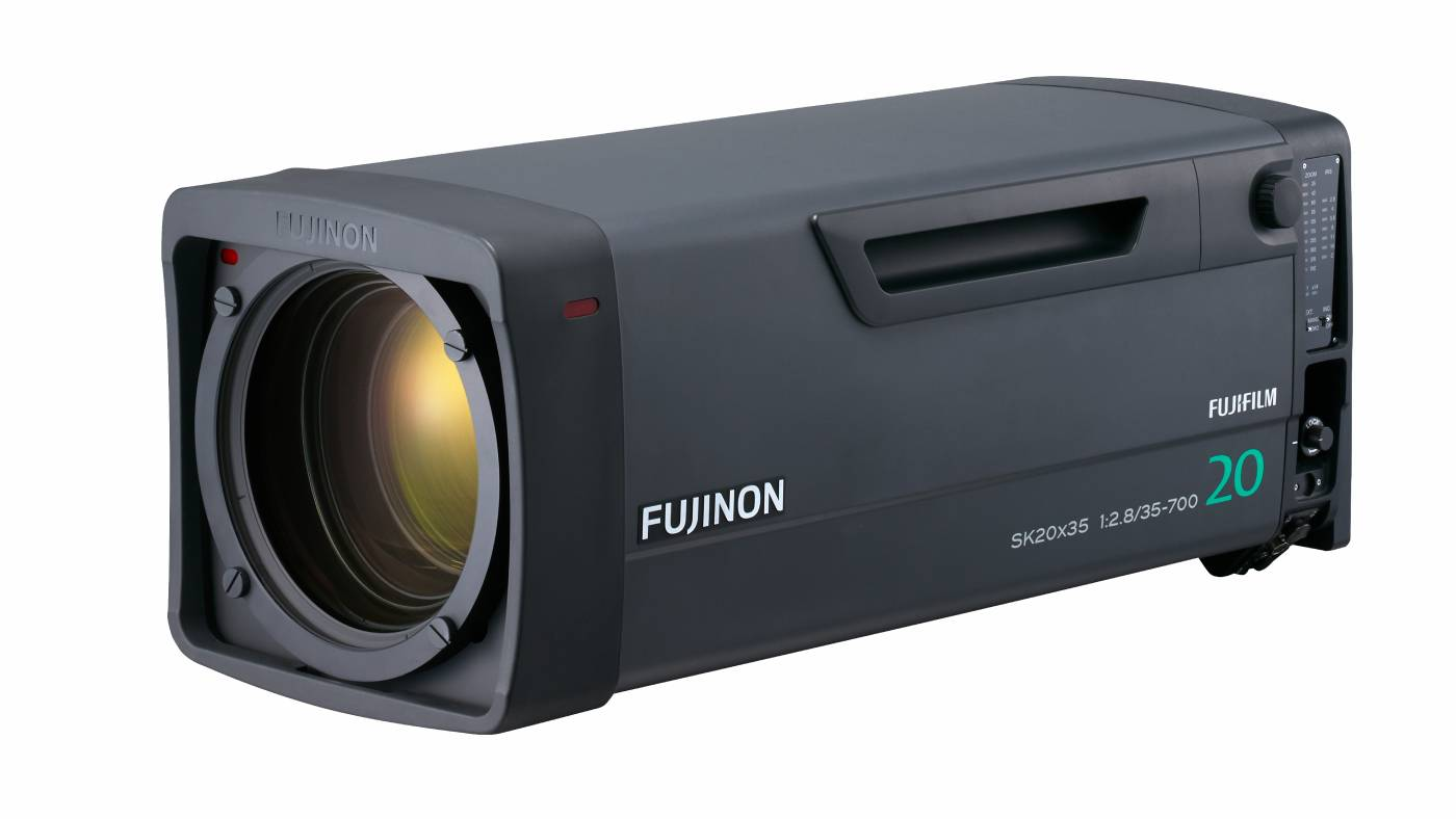 Fujifilm SK35-700mm Telephoto PL Mount Box lens
