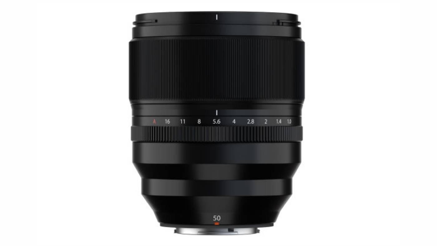 Fujifilm XF50mm F1.0 R WR