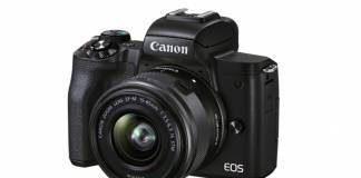 Canon announces the EOS M50 Mark II