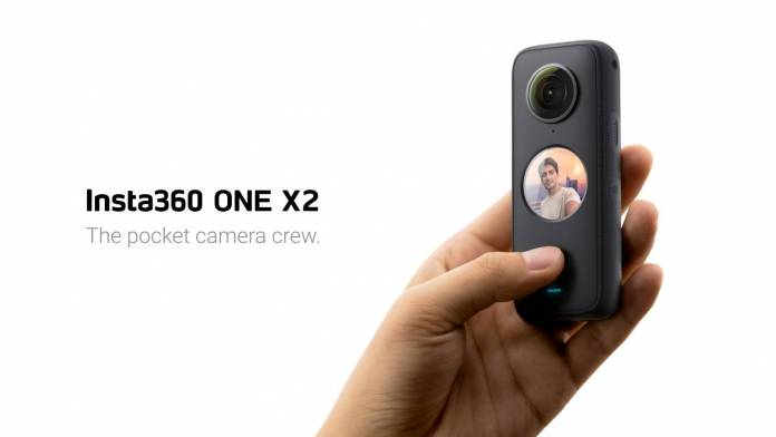 Insta360 announces the ONE X2