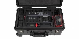 "CAME-TV announces ""Ready to Fly"" lights P-1200R kit"