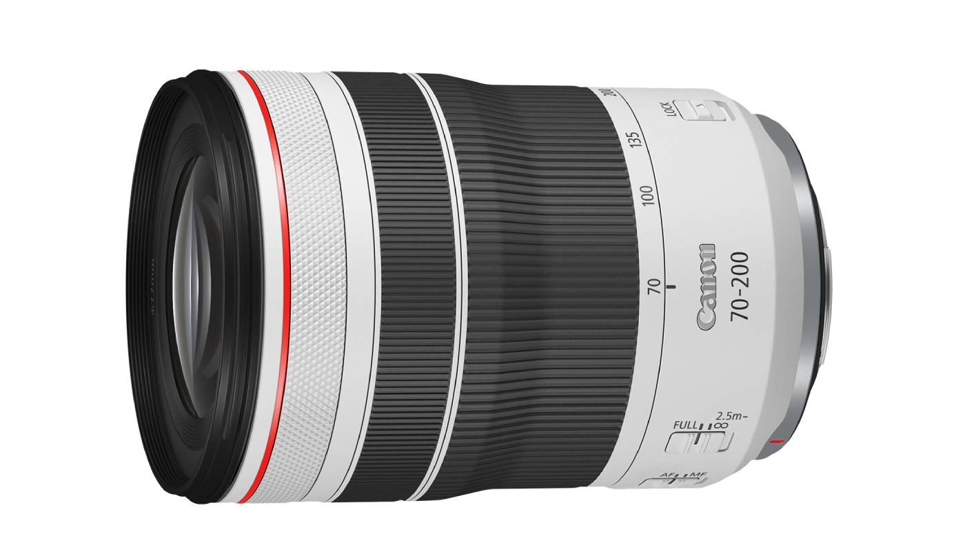 Canon RF70-200mm F4 L IS USM lens