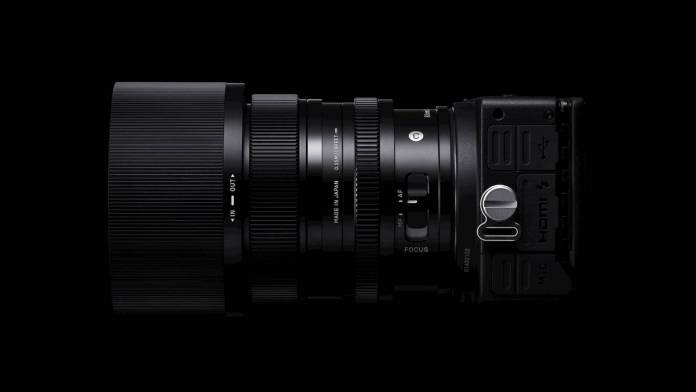 Sigma revealed the 65mm DG DN | Contemporary