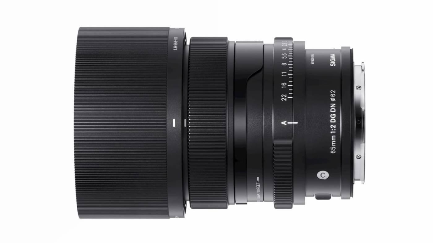 Sigma 65mm DG DN | Contemporary