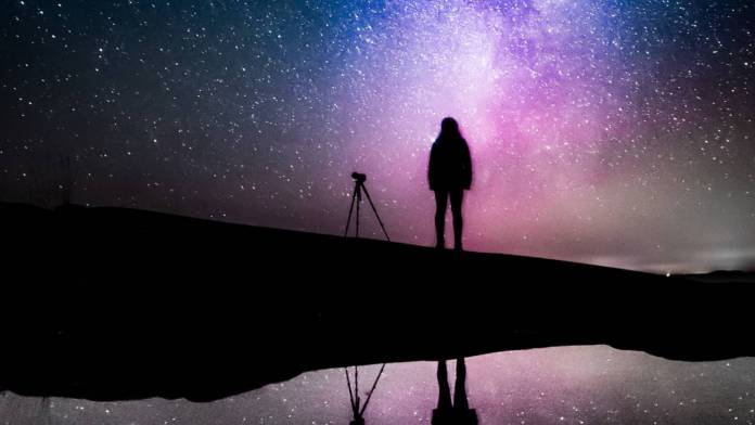 Astrophotography timelapse guide