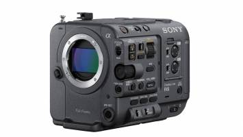 Netflix approves the Sony FX6