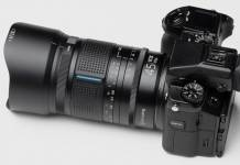 Irix announces the 45mm f/1.4 Dragonfly lens for Fujifilm GFX