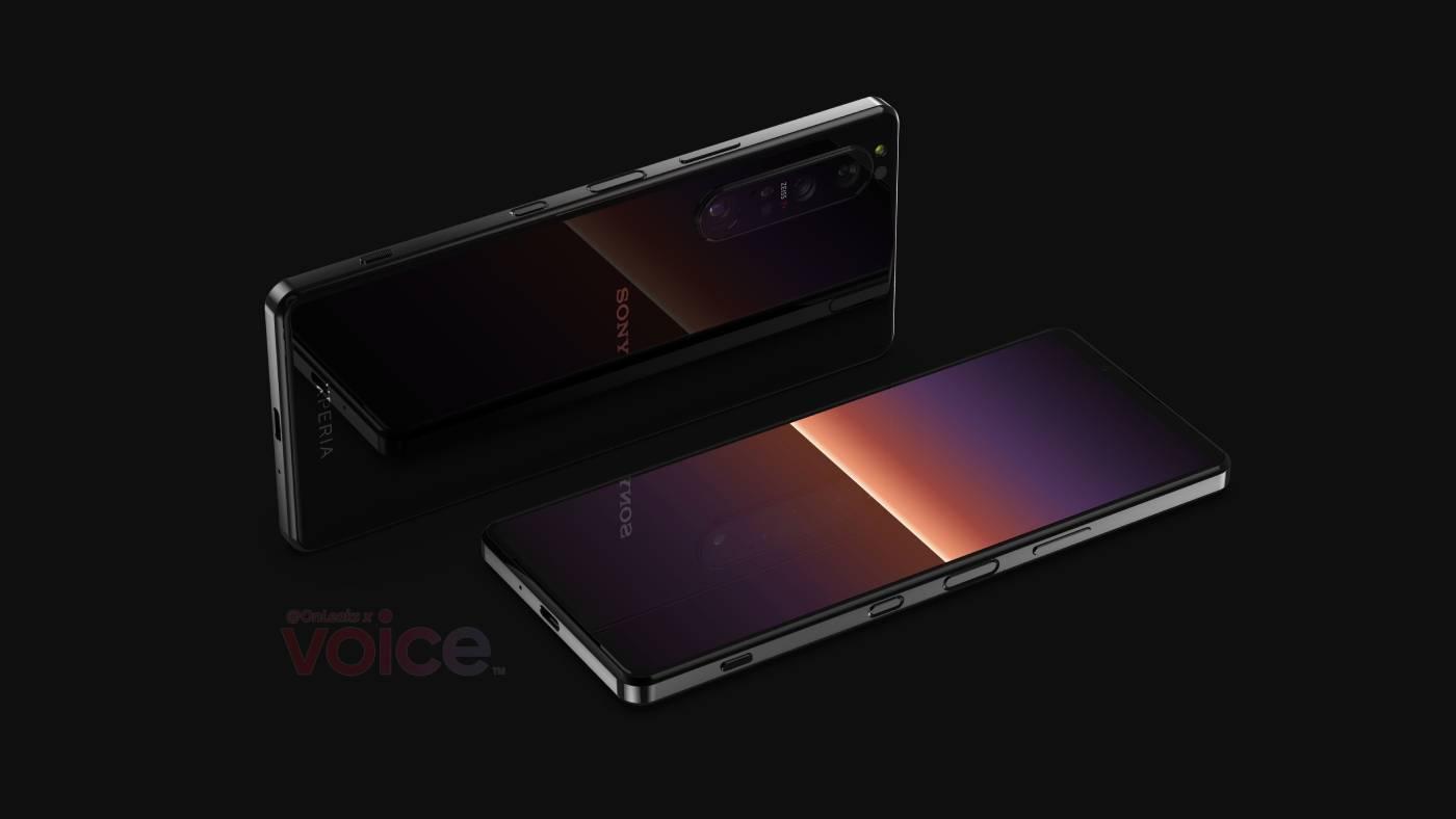Sony Xperia 1 III leaked image