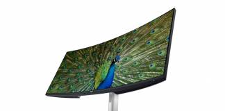 Dell announced the 40-inch UltraSharp Curved 4K WUHD monitor