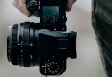 Fujifilm announces the GFX100S