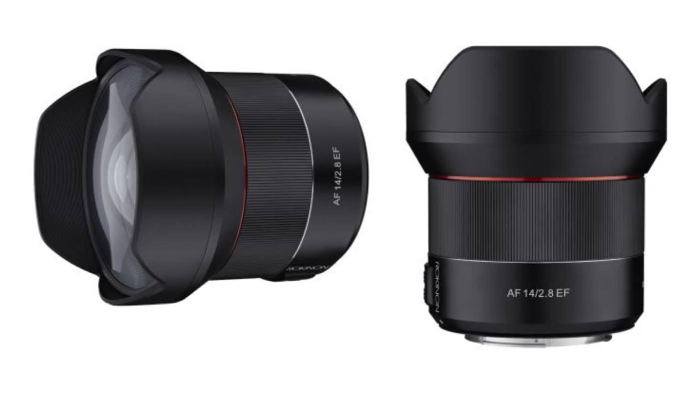 ROKINON announces new 14mm T3.1 CINE DSX lens