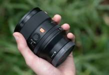 Sony FE 35mm F1.4 GM announced