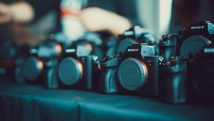 Sony e-mount cameras
