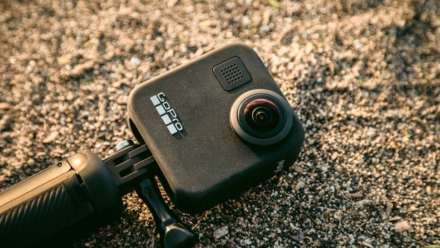 GoPro MAX, HERO models now record whenever they move