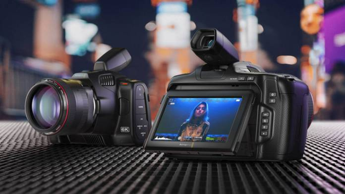 Blackmagic Pocket Cinema Camera 6K Pro