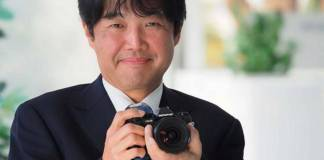 Setsuya Kataka decided the Olympus imaging division needed to become its own company