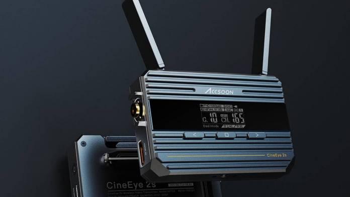Cineeye 2S 5GHz transmitter