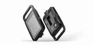 Litepanels' small Lykos+ Mini LED light