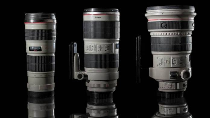 Canon EF 200 f/2L IS
