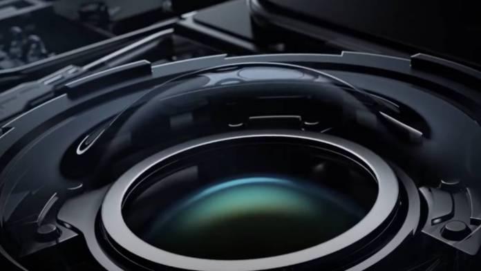 Xiaomi Mi Mix 4 liquid lens