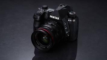 Ricoh announces the Pentax K-3 Mark III