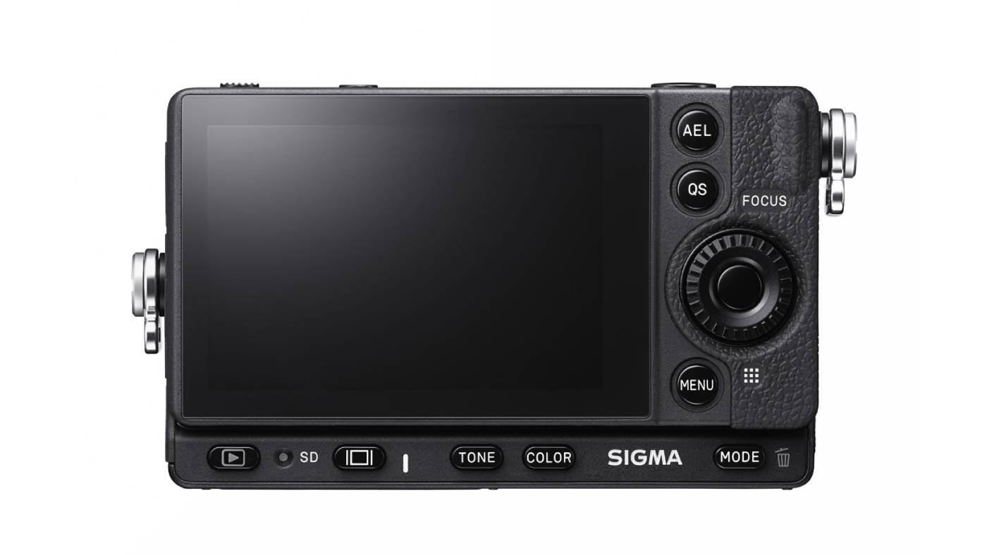 Back of the Sigma fp L