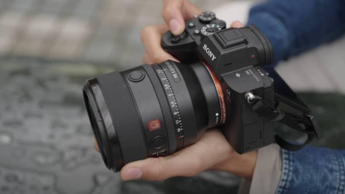 Sony FE 50mm F1.2