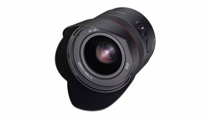 Rokinon reveals the 24mm f/1.8 Prime lens