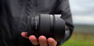 ROKINON 12mm F2.0 AF Compact Ultra Wide Angle lens