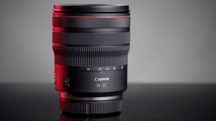Canon 15-35mm f/2.8L IS