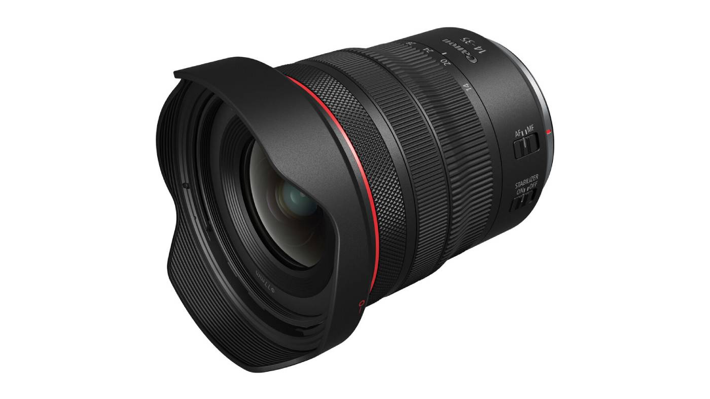 Canon 14-35mm f/4L IS