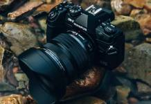 Olympus reveals the M.Zuiko 8-25mm f/4 Pro lens