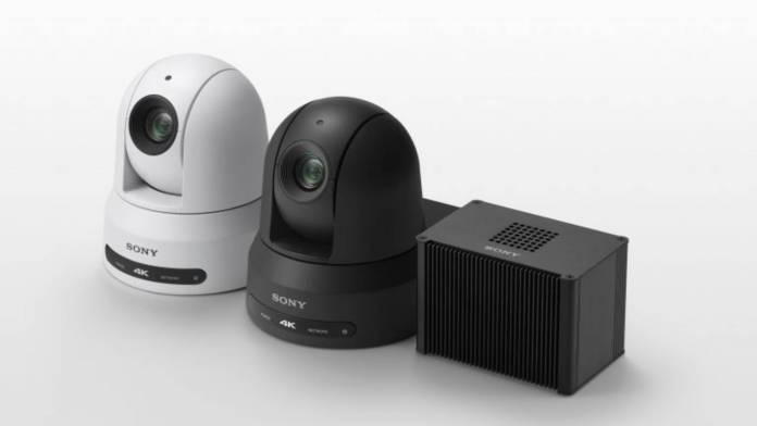 Sony PTZ cameras