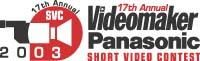 2003 Videomaker/Panasonic Short Video Contest Winners