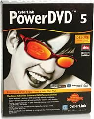 CyberLink PowerDVD 5 Deluxe DVD Player Software Review