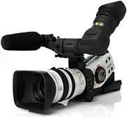 Canon XL2 Has Loads of Custom Settings