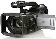 AG-DVX100A Mini DV Panasonic Digital Camcorder Review