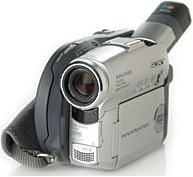 Sony Video Camcorder Review: DCR-DVD201