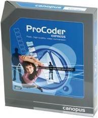 Test Bench: Canopus ProCoder Express