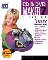 NTI CD & DVD Maker 7 Titanium Suite DVD Editing and Authoring Software Review
