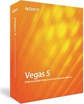 Sony Pictures Digital Vegas 5.0 Editing Software Review