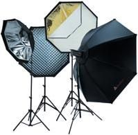 Photoflex 3 Octodome nxt Softbox Light Review