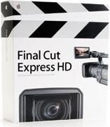 Apple Final Cut Express HD Video Editing Software Review