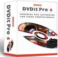 Dvdit pro 6 user guide | dvd | menu (computing).