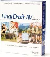 Final Draft AV 2.5 Scriptwriting Software Review