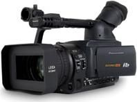 Panasonic dvcpro hd p2 ag-hvx200 manuals.