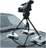 Using a Car Camera Mount