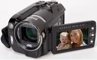 JVC Everio GZ-MG555  Hard Disk Camcorder Review