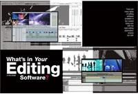 What's in Your Editing Software?