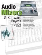 Audio Mixers Need Serous Software for Best Results